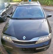 Для Renault Laguna 2 (2001-2006),  1.8i,  1.9,  2.2dci - по запчастям